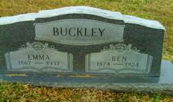 Emma <i>Hufman</i> Buckley