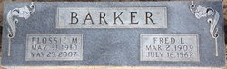 Flossie May Barker