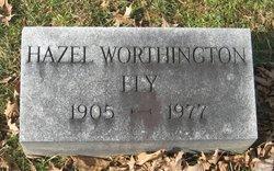 Hazel M <i>Worthington</i> Ely