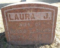 Laura J <i>Curtis</i> Alger