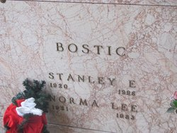 Norma Lee <i>Daily</i> Bostic
