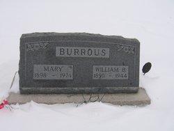 Mary <i>Janzen</i> Burrous
