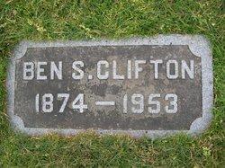 Benjamin Sanford Clifton