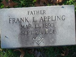 Frank L Appling