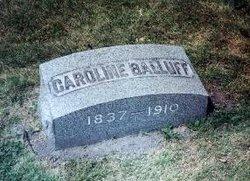 Caroline <i>Hipelius</i> Balluff