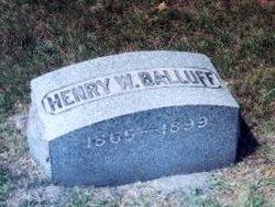Henry William Balluff