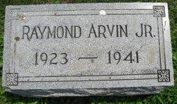 Raymond Arvin, Jr