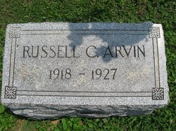 Russell Curtis Arvin