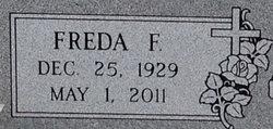 Freda F <i>Greenwood</i> Alumbaugh