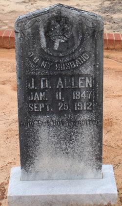Pvt James D. Allen