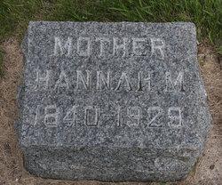 Hannah M. Lyon