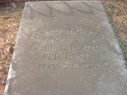 Harriet Muscogee <i>Griffin</i> Floyd