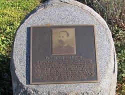 Dr John Carpenter Hawver
