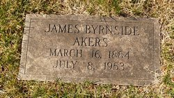 James Byrnside Akers