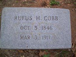 Rufus Henry Cobb