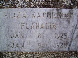 Eliza Kathrine Flanagan