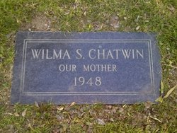 Willamette Wilma <i>Sperry</i> Chatwin