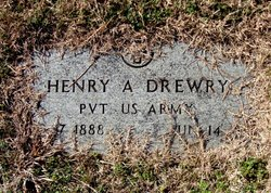 Henry A Drewry