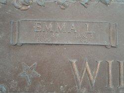 Emma L. Williams