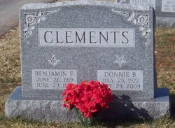 Benjamin F. Clements