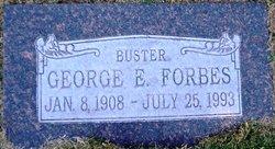 George Ervie Buster Forbes