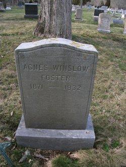 Agnes Winslow Foster