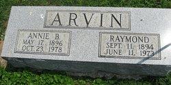 Annie B. Arvin