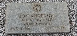 Columbus Coy Anderson