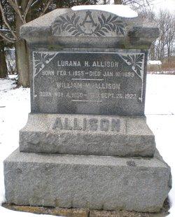 Lurana <i>Higman</i> Allison