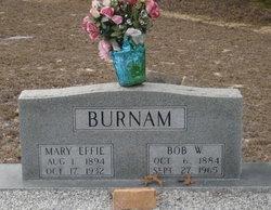 Robert Wright Bob Burnam