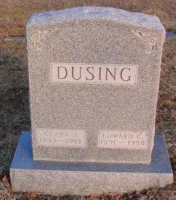 Clara J Dusing