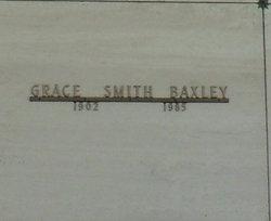 Grace <i>Smith</i> Baxley