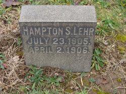 Hampton S Lehr