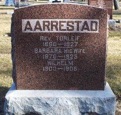 Barbara Aarrestad