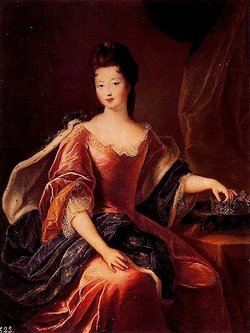 Marie Louise �lisabeth d'Orl�ans