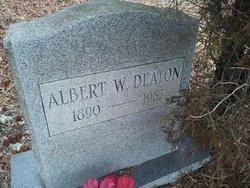 Albert W. Deaton