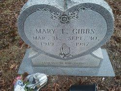 Mary T. Gibbs