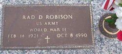 Rad D. Robison