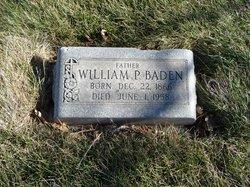 William P. Baden