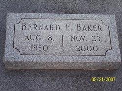 Bernard E Baker