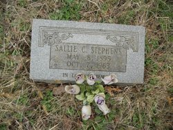 Sallie <i>Coffey</i> Stephens