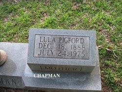 Lula Elmira <i>Pigford</i> Chapman