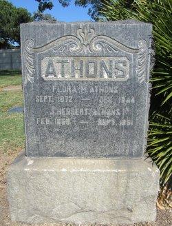 Flora May <i>Thomas</i> Athons