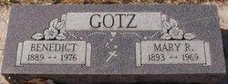 Mary Rosalia <i>Lenertz</i> Gotz