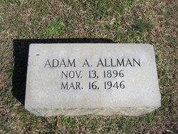 Adam A. Allman