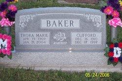 Clifford E Baker