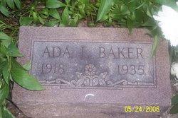 Ada Lorene Baker