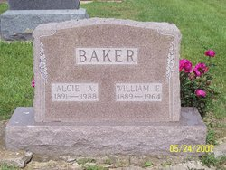 William Earl Baker