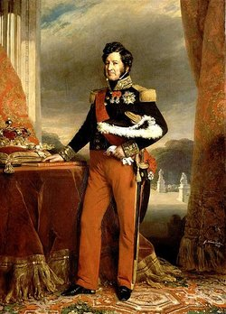 King Louis Philippe, I