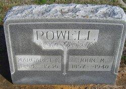 Margaret Elizabeth <i>Shrewsbury</i> Powell